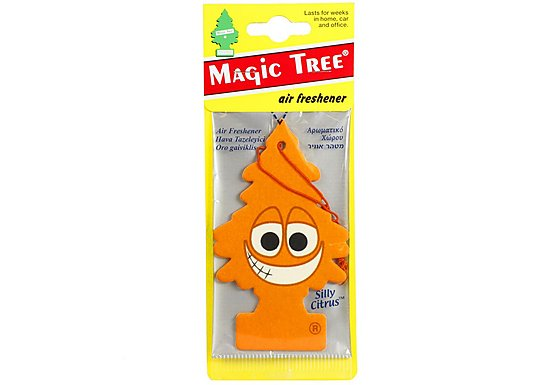 Little Trees Silly Citrus Car Air Freshener
