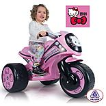 Injusa 6V Hello Kitty Waves Trimoto Electric Ride On