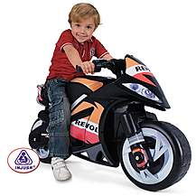 image of Injusa Repsol Wind 6V Electric Ride On Superbike