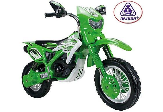 Halfords Injusa Thunder Moto X 6v Electric Ride On Motorbike