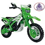 image of Injusa Thunder Moto X 6V Electric Ride On Motorbike