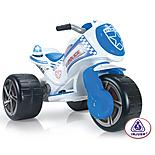 Injusa Waves Police Trimoto 6V Electric Ride On