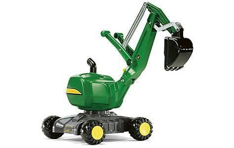 image of Rolly Toys John Deere 360 Excavator Ride On