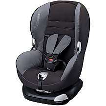 image of Maxi-Cosi Priori XP Child Car Seat Origami Black - Exclusive to Halfords