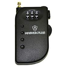 Magnum Plus MagRetract Combo Lock, 90cmx2mm