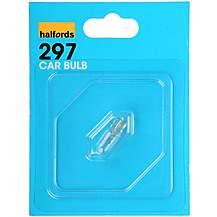 image of Halfords 297 Car Bulb x 1