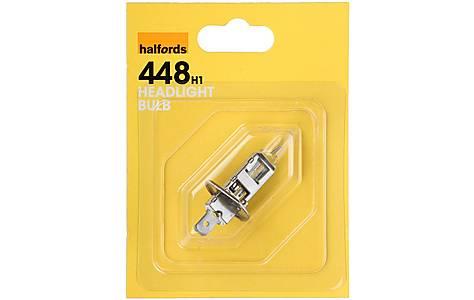 image of Halfords (HBU448) 55W H1 Car Bulb x 1