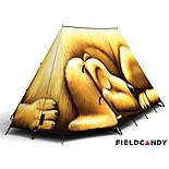 Field Candy 2 Man Let Sleeping Dogs Lie Tent - Exclusive to Halfords