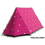 image of Field Candy 2 Man Completely Dotty Tent - Exclusive to Halfords