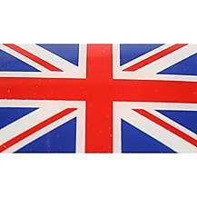 image of Union Jack Flag Car Sticker