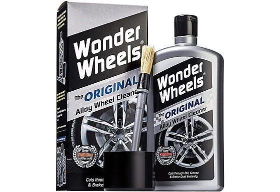 Wonder Wheels 500ml