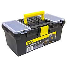 "image of Stanley 16"" Tool Box"