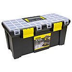 "image of Stanley 20"" Tool Box"