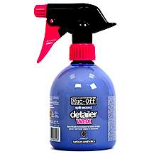 image of Muc-Off Motorcycle Split Second Detailer Wax - 500ml