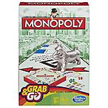 Travel Monopoly Grab N Go