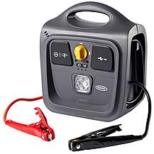image of Ring Automotive 9AH Compact PowerPack with LED Lights and USB Sockets