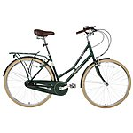 image of Pendleton Ashwell Hybrid Bike - Green