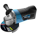image of Blucave Toolbod Mains Angle Grinder 115 mm