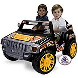 Injusa Safari Jeep 12V Electric Ride On