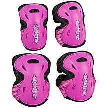 image of Elektra Knee & Elbow Pads, Pink