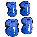 Elektra Knee & Elbow Pads - Blue