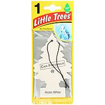 image of Little Tree Arctic White Air Freshener
