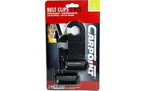image of Carpoint Seat Belt Clips x2