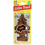 image of Little Tree Leather Air Freshener