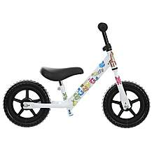 image of Indi Adapt Balance Bike with Stickers - 10""