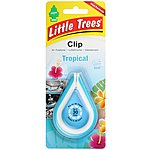 image of Little Tree Tropical Clip Air Freshener