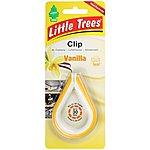 image of Little Tree Vanilla Clip Air Freshener