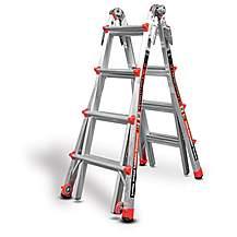 image of Little Giant 4 Rung Revolution Xe Ladder