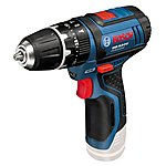 image of Bosch Blue Gsb 10.8-2-li 10.8v Cordless Li Ion Combi Hammer Drill Body Only