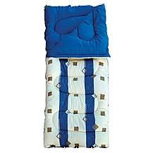 image of Royal Umbria King Size Sleeping Bag | 50 Oz | Blue