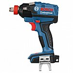 image of Bosch Gdx 18v-lin Professional Cordless Impact Driver Body Only
