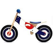 image of Jiggy Wooden Balance Bike