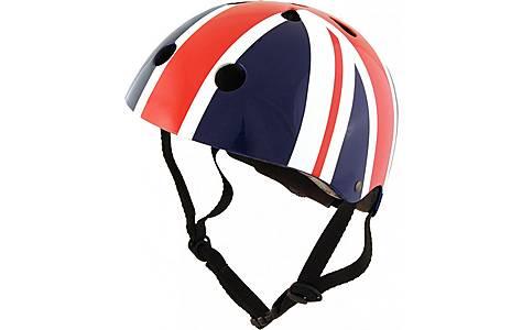 image of Kiddimoto Union Jack Helmet Small