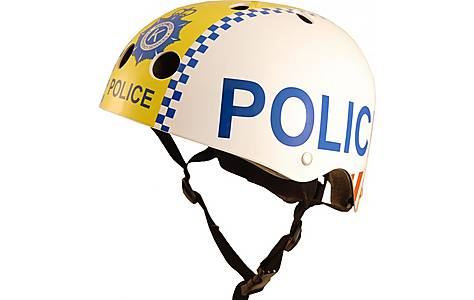 image of Kiddimoto Police Helmet Small
