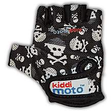 image of Kiddimoto Skullz Gloves Small