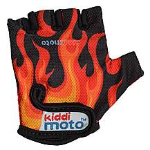 image of Kiddimoto Flames Gloves Small