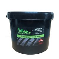 Kryptonite Blackout Tyre Shine - 12.5 Litres
