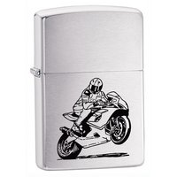 Zippo Windproof Lighter - Motorcycle