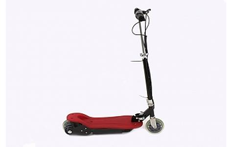 image of 120w Electric Scooter, Red