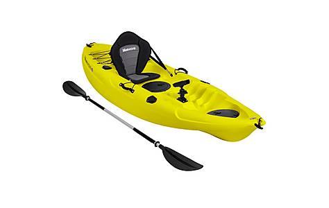 image of Bluewave Sit On Top Single Kayak, Yellow