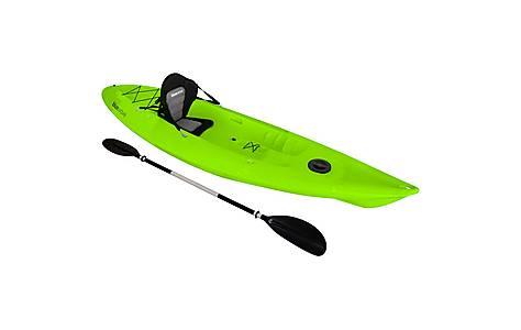 image of Bluewave Sit On Top Single Kayak, Lime Green