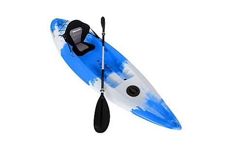 image of Bluewave Sit On Top Single Kayak Blue & White