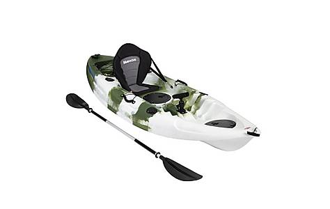image of Bluewave Single Sit On Top Fishing Kayak, Camoflage