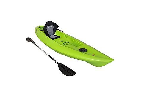 image of Bluewave Sit On Top Single Touring Kayak, Lime Green