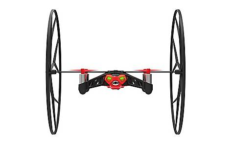 image of Parrot Minidrone Rolling Spider - Red