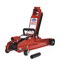 image of Sealey 1020le Ultra Low Entry 2 Tonne Heavy Duty Trolley Jack 86 - 380mm Range